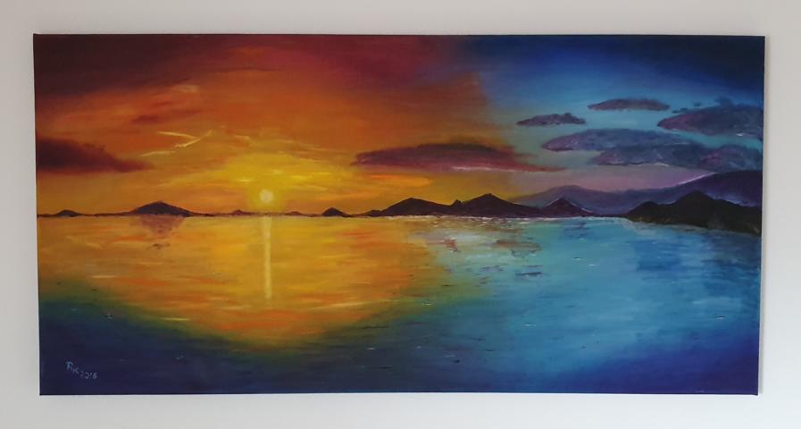 2016-Sonnenuntergang-50x100